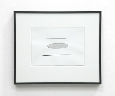 Olafur Eliasson, 'Untitled (Tilted light and grey disks II)', 2008