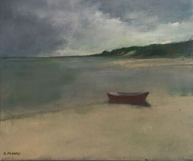 Anne Packard, 'Red Dory', 2016