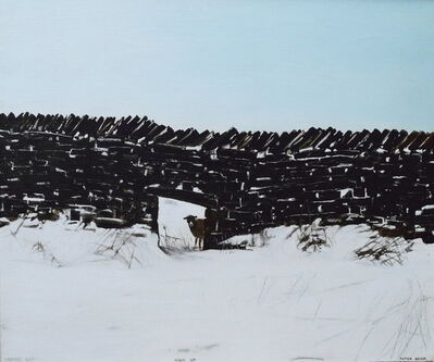 Peter Brook, 'Cripple Gap - High Up'