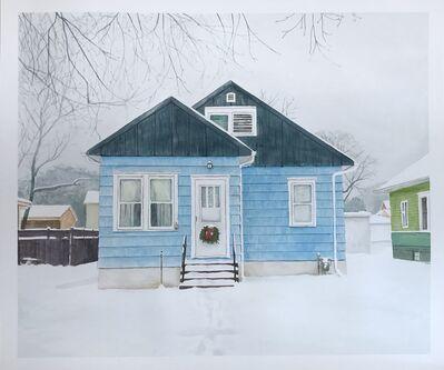 Joshua Huyser, 'Landscape with Fresh Snow', 2018