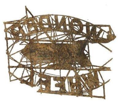Tilmann Zahn, 'Coney Island Piece No. 2', 2010