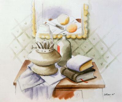 Fernando Botero, 'Still Life with Petrol Lamp', 2005