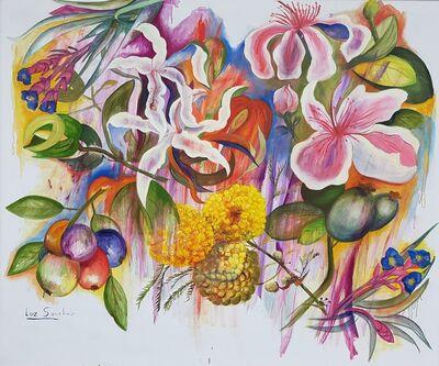 Luz Sánchez, 'Flores y Frutos del Monte', 2018