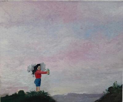 George Condo, 'Dream Sequence N.9', 1993