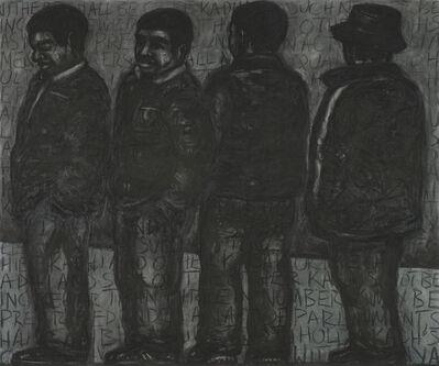 Peterson Kamwathi, 'Court III', 2011