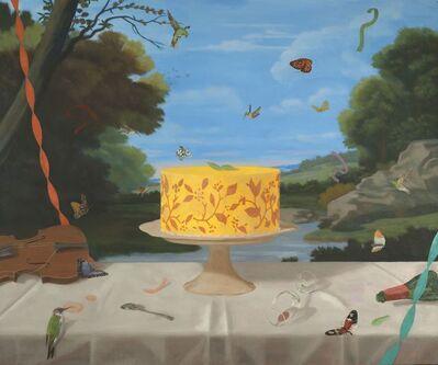 Fabian Jean, 'Last Cake: Arcadian Yellow', 2015