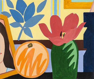 Tom Wesselmann, 'Study for Still Life with Orange and Tulip ', 1986-1992