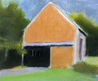 Wolf Kahn, 'Cape Cod Barn', 2007