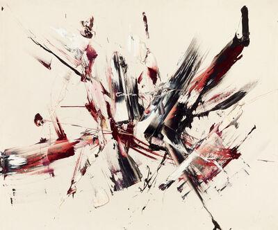 Judit Reigl, 'Outburst', 1956