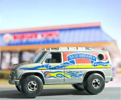 Matthew Carden, 'Burger King Baja Breaker'