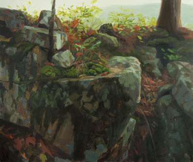 Kristin Musgnug, 'Devil's Den Rocks', 2013