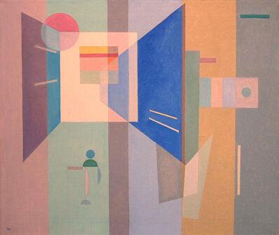Wassily Kandinsky, 'Nach Rechts-Nach Links', 1932