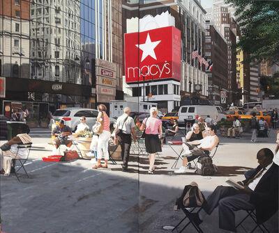 Claudio Filippini, 'Broadway 2', 2018