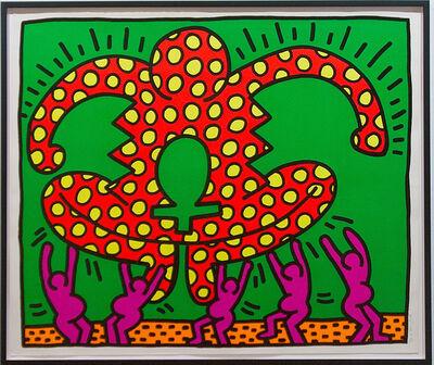 Keith Haring, 'Fertility Series, single print', 1983
