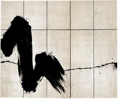 Fabienne Verdier, 'Ligne Espace-Temps n° 1', 2009