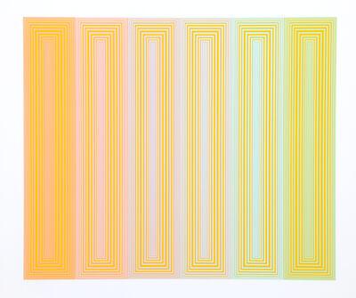 Richard Anuszkiewicz, 'Sun Keyed', 1972