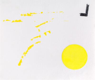 Jiieh G Hur, 'Untitled (Yellow)', 2015