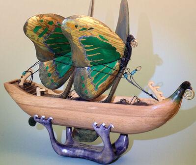 Ralph Watts, 'Butterfly Boat', 2018