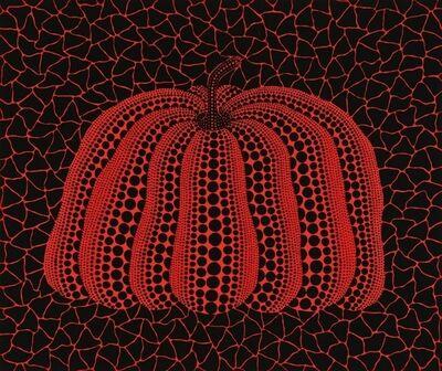 Yayoi Kusama, 'A Pumpkin RB-B', 2004