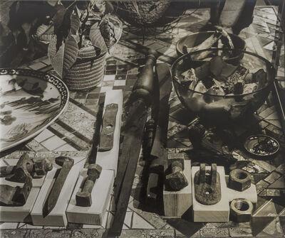 Pedro E. Guerrero, 'Still Life of Tools in Louise Nevelson Living Room, NY', 1978
