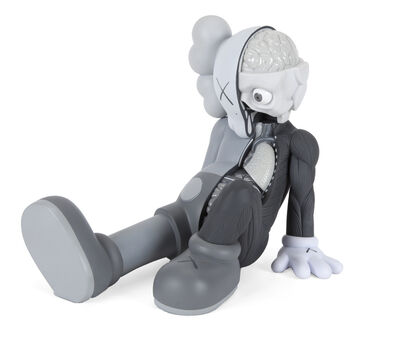 KAWS, 'Resting Place (Gray)', 2013