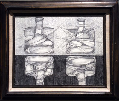 David Dew Bruner, 'Two Morandi Bottles', 2015