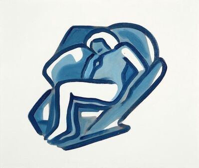 Tom Wesselmann, 'Study for the Blue Nude', 2000