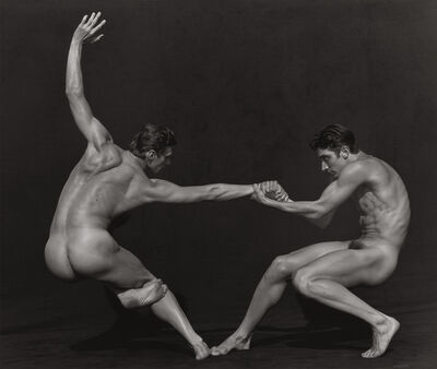 Herb Ritts, 'Corps et Âmes - 24, Los Angeles', 1999