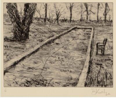 William Kentridge, 'Bocce', 1999
