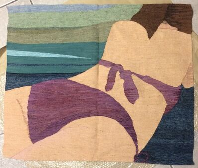 Erin M. Riley, 'Laying Out', ca. 2015