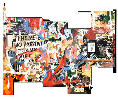 John Grande, 'There's No Meaning to Any of This', 2018
