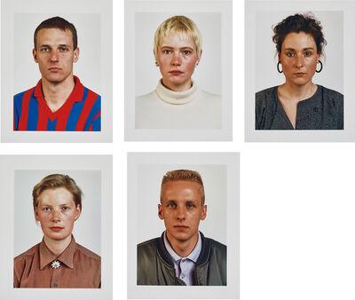 Thomas Ruff, 'Portraits', 1989