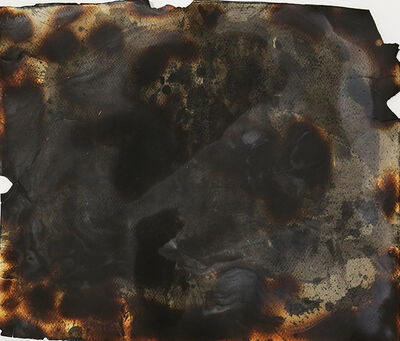 Zai Kuning, 'From the serial burner series', 2017