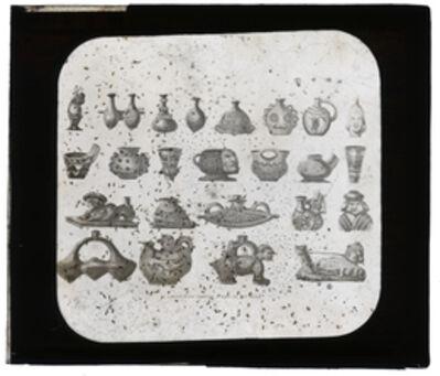 Augustus Le Plongeon, 'Earthenware vessels: period of the Incas', 1862-1924