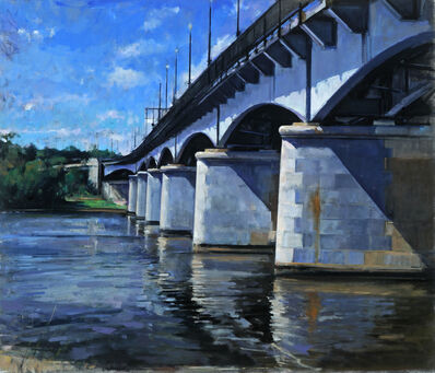 Martin Kotler, 'Penn. Ave. Bridge', 2015-2017