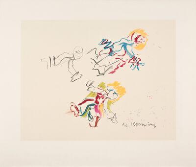 Willem de Kooning, 'Composition for Lisa', 1984