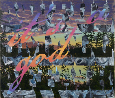 Joe Wardwell, 'It's a God Awful Small Affair', 2014