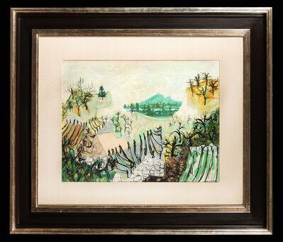 Claude Venard, 'Paysage'