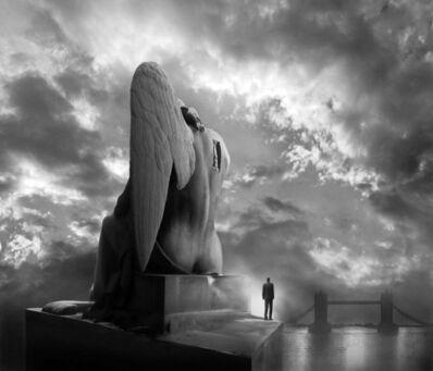 John Foxx, 'TowerBridge-Angel', 2009