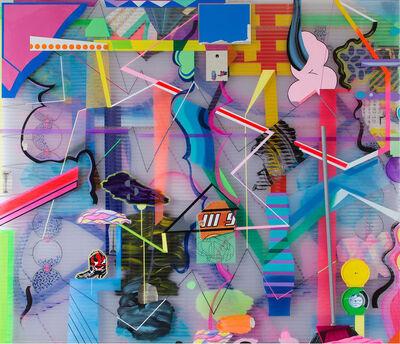Danny Rolph, 'JV16', 2015