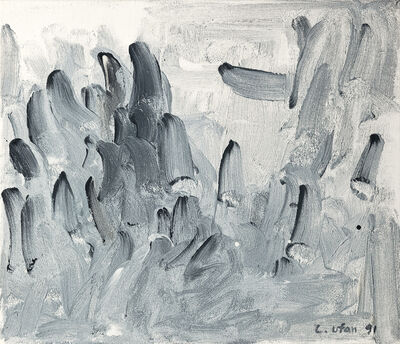 Lee Ufan, 'With Winds', 1991