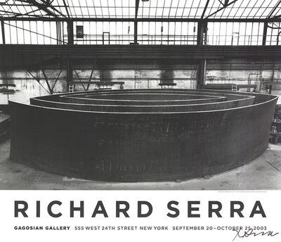 Richard Serra, 'Blindspot', 2003