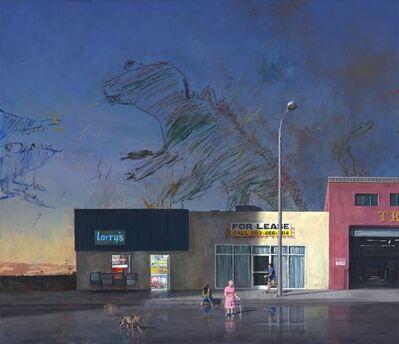 John Brosio, 'Edge of Town No. 14', 2016