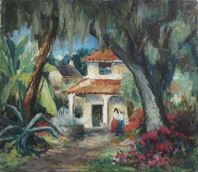 Tod Lindenmuth, 'St. Augustine, Florida', ca. 1935