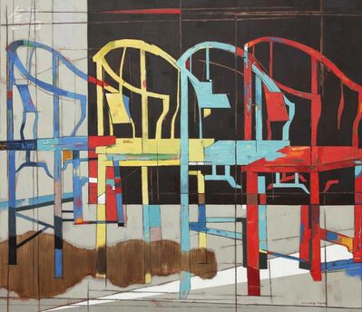 Huang Duo Ling 黄多玲, 'Cultural Landscape 13-15', 2015