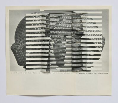 Ann-Marie James, 'MUSÉE IMAGINAIRE, Plate 22 & 23', 2015
