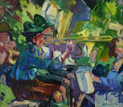 Henry Wessel, 'Bavarian Musicians'