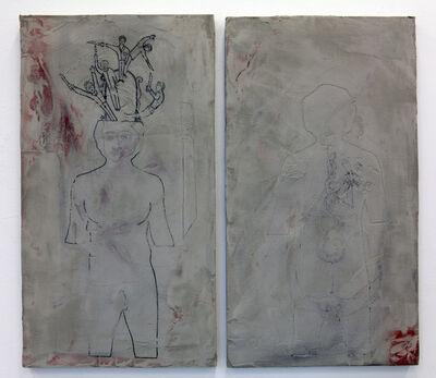 Jhafis Quintero, 'Sin título I', 2012