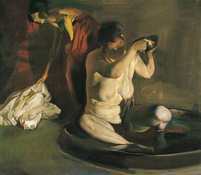 Tibor Csernus, 'Bathseba', 1993