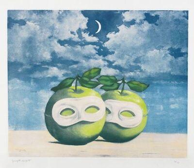 René Magritte, 'La Valse Hésitation', 1968